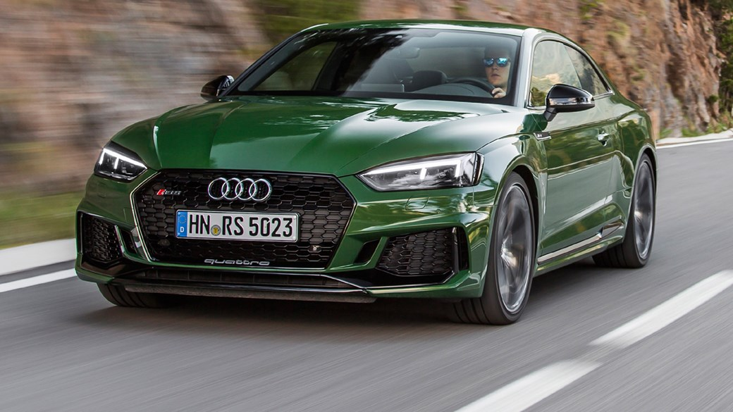 Captivating Image By: Https://www.carmagazine.co.uk/car  Reviews/audi/audi Rs5 Coupe 2017 Review/